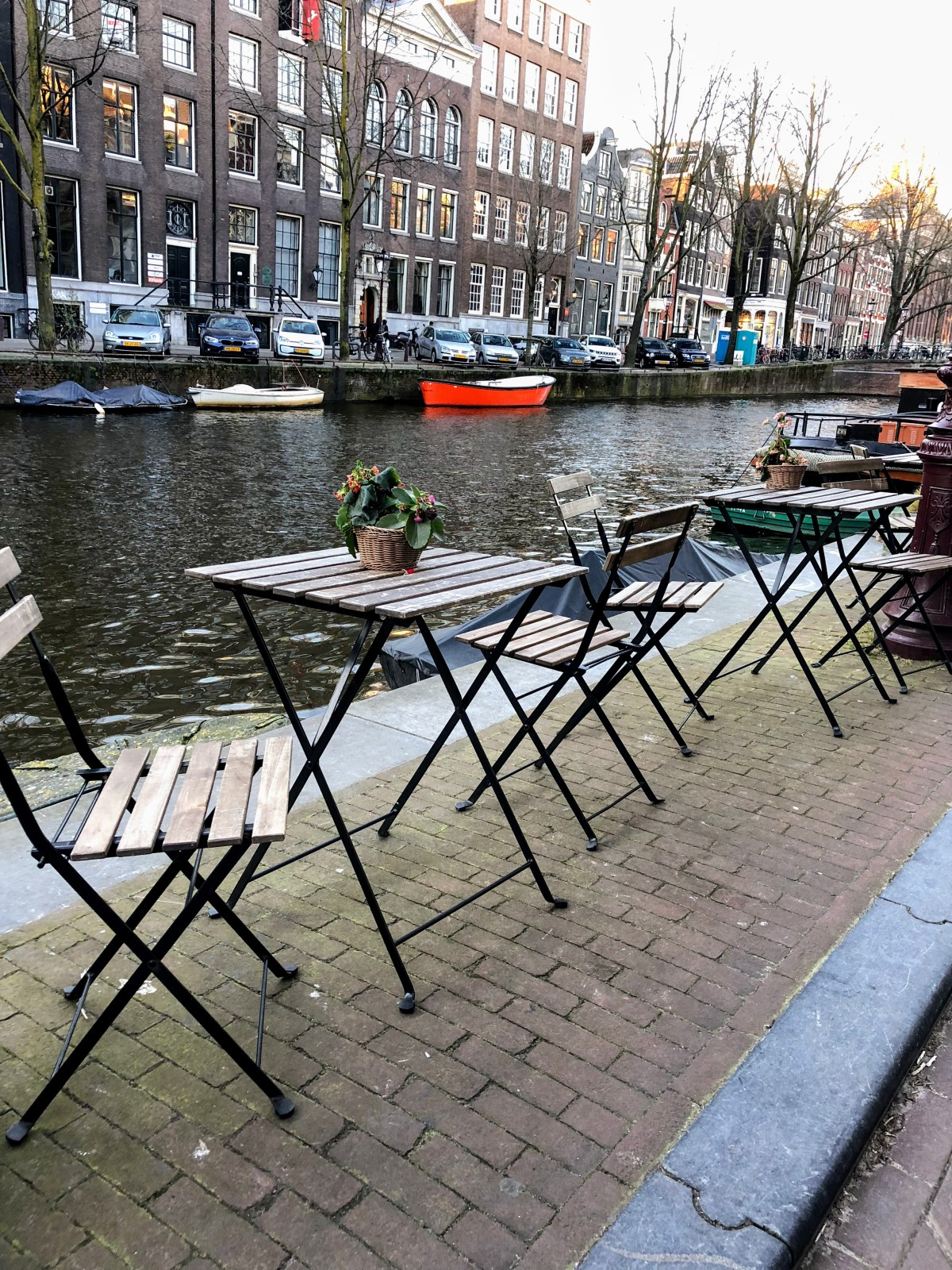 How About Amsterdam?!