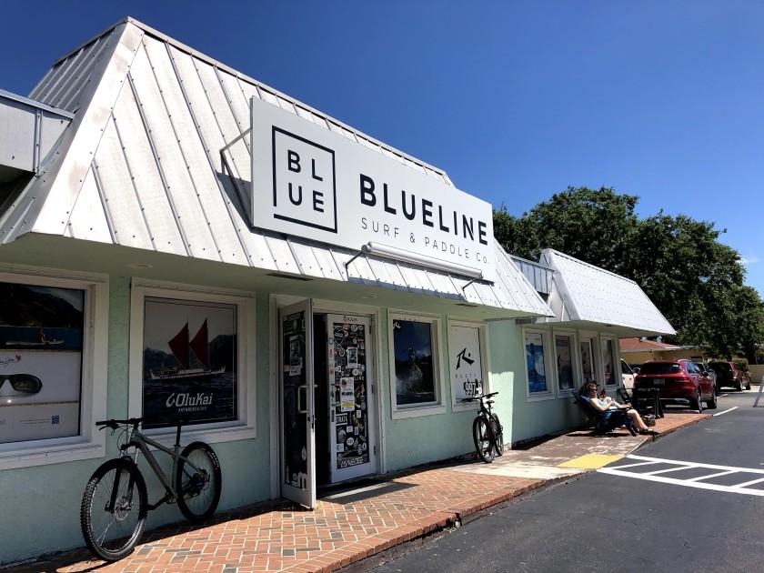 Blueline Surf & Paddle