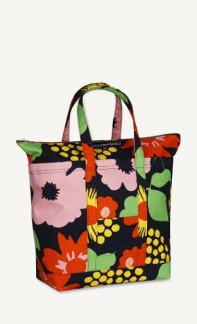 Uusi Matkuri Kukkatori Bag
