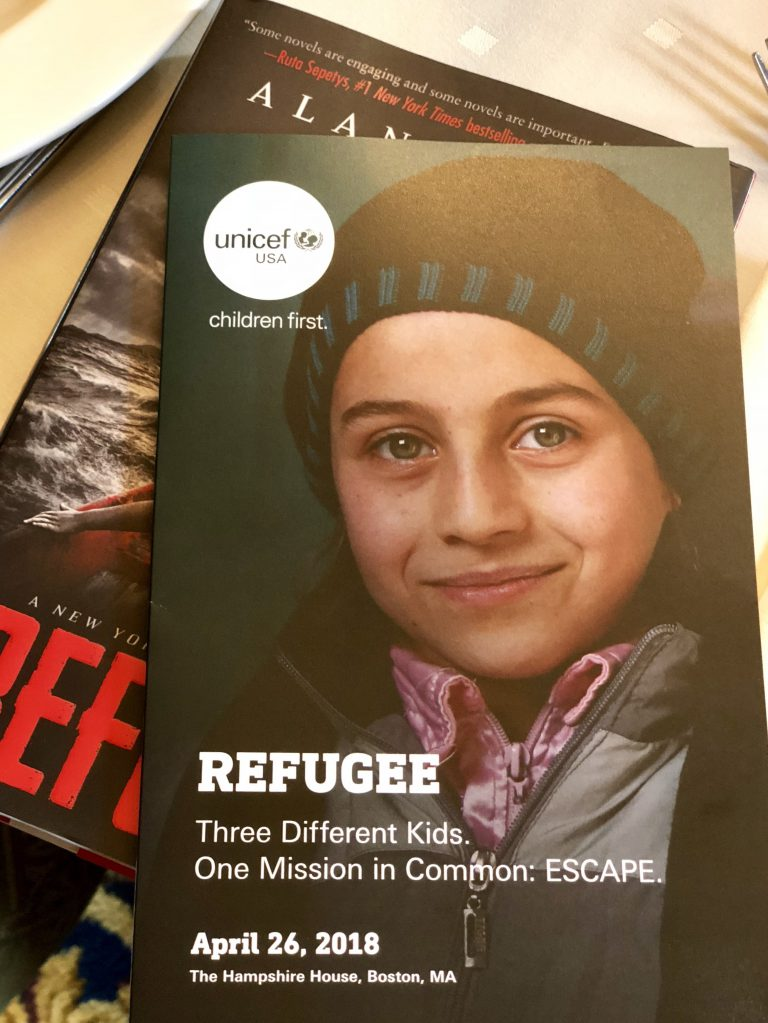 Refugee, A Book To Read!