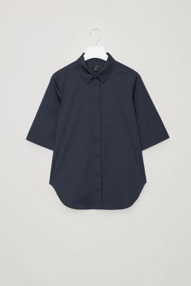 Slim Short Sleeved Shirt