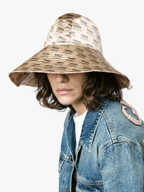 Gucci Bucket Style Hat