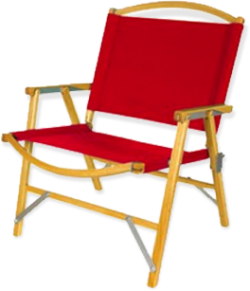 Kermit Red Chair