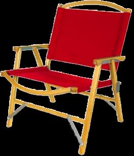 Kermit Red Chair