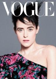 Claire Foy Vogue