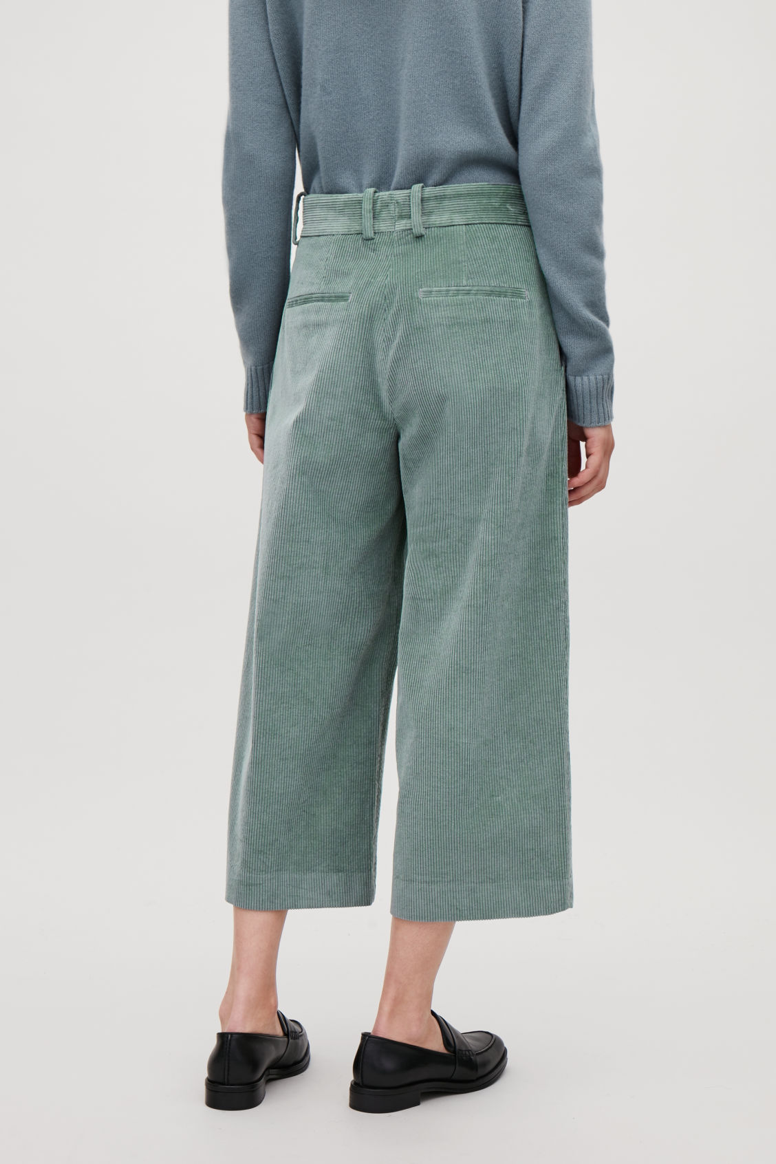 COS Wide Leg Corduroy
