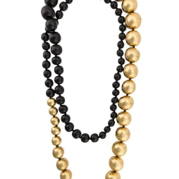 Large Beaded Necklace